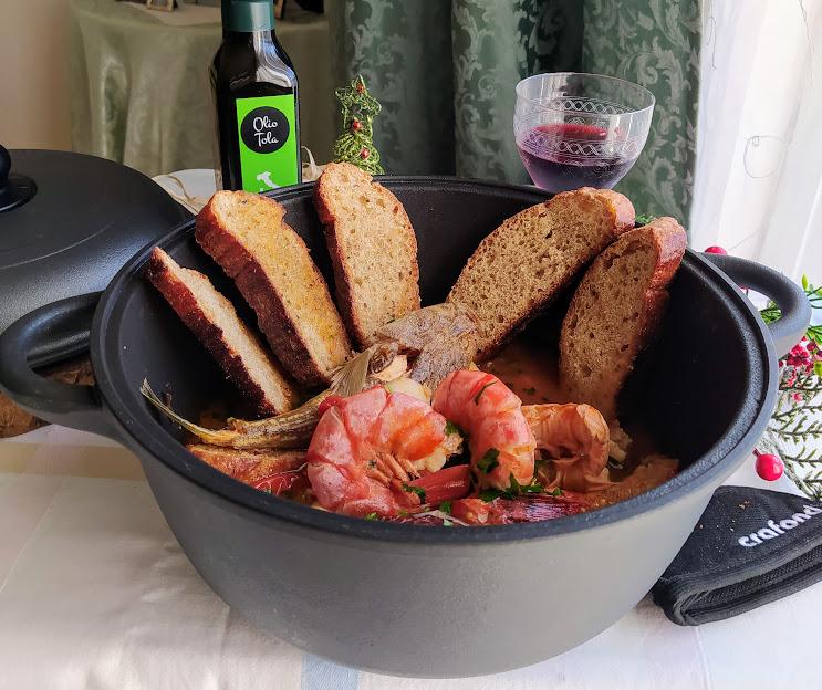 zuppa di pesce 6